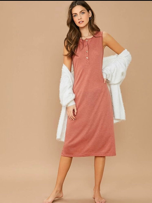 Sienna Nightgown , L or XL