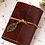 Thumbnail: Vintage Leather Journal, brown