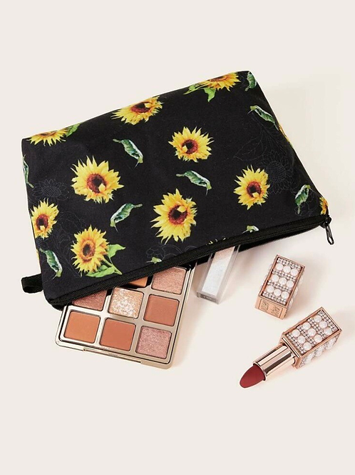 Sunflowers 🌻 Makeup Bag