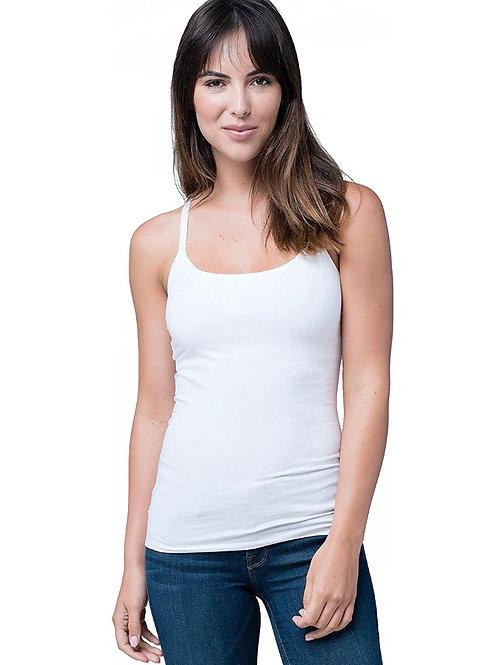 Cami tank, white