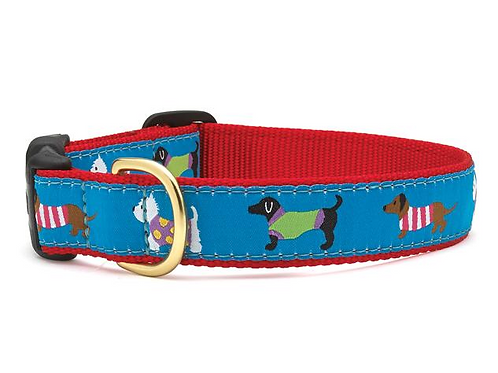 Dog Sweater Party Collar, S