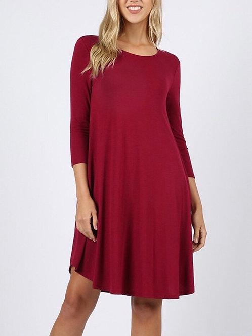 Red Red Wine Dress