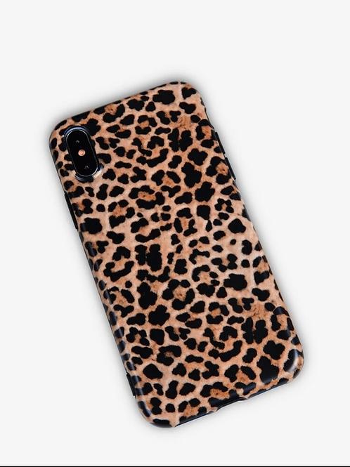 Animal Print iPhone X Case