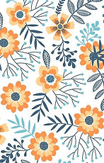 'Summer Flowers' iPhone 12 - Soft by bru