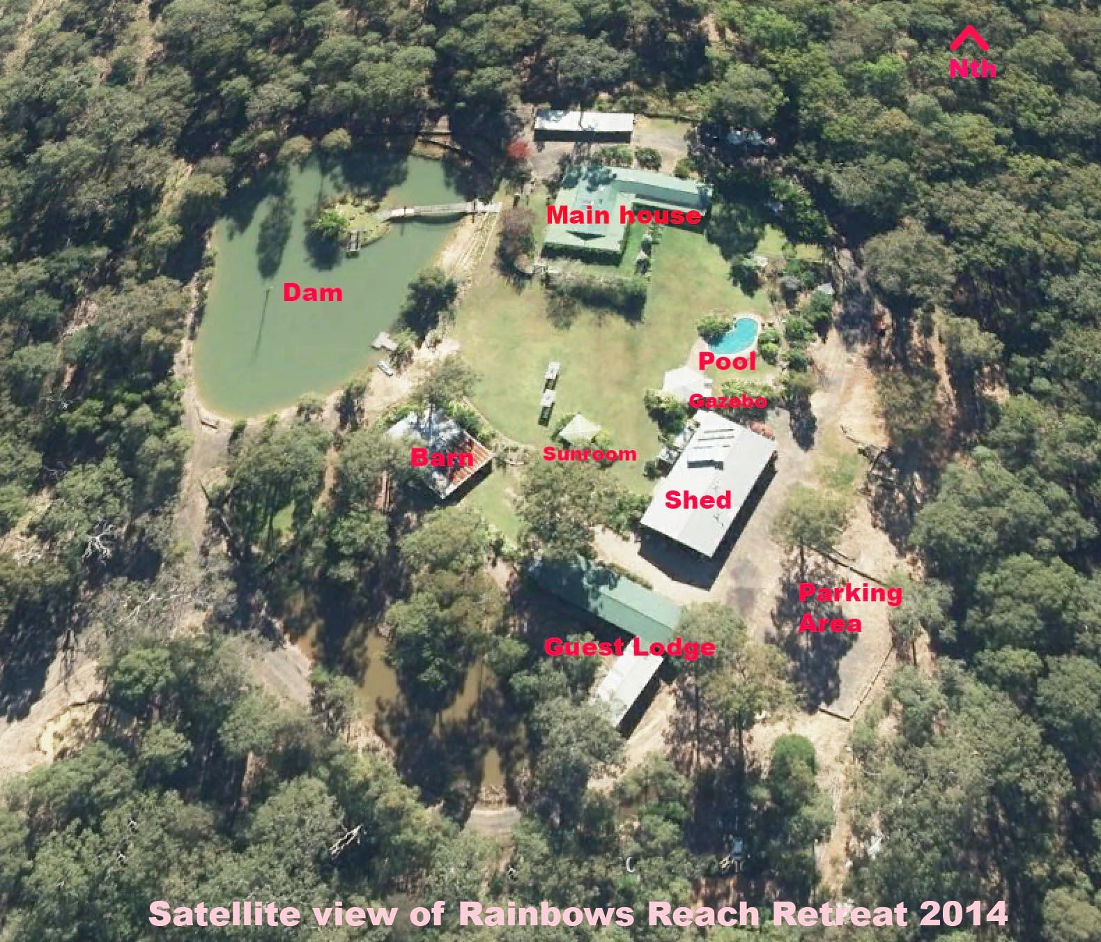 Aerial-google RRR view