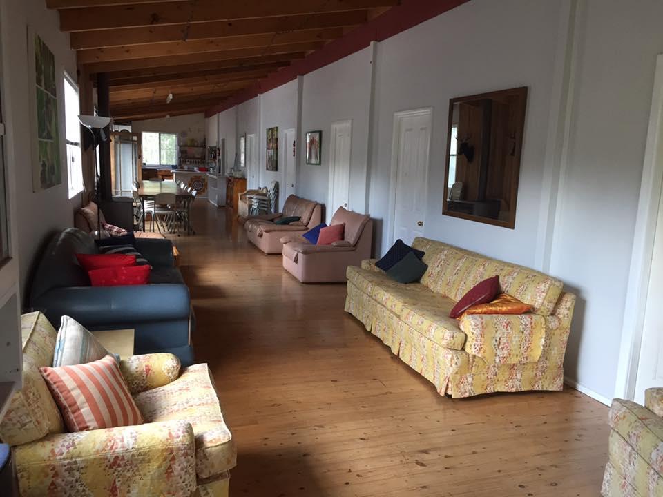 cabin lounge