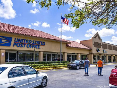 Weingarten sell Broward retail plaza for $33M