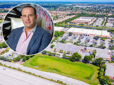 JBL Asset Management pays $21M for foreclosed shopping center in Royal Palm Beach