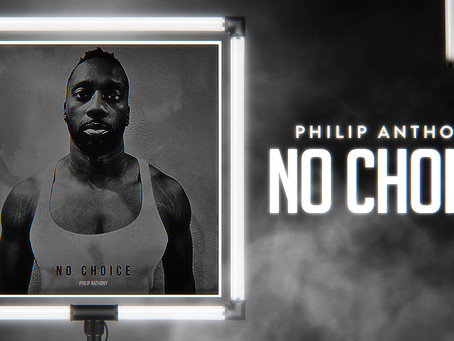 Philip Anthony - No Choice (Audio Spectrum Video)
