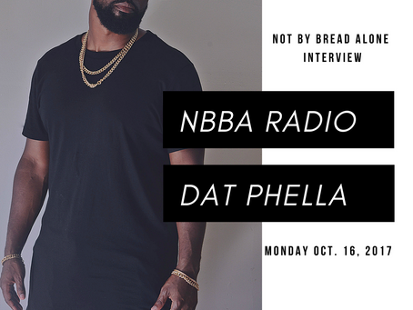 Dat Phella on NBBA Radio!