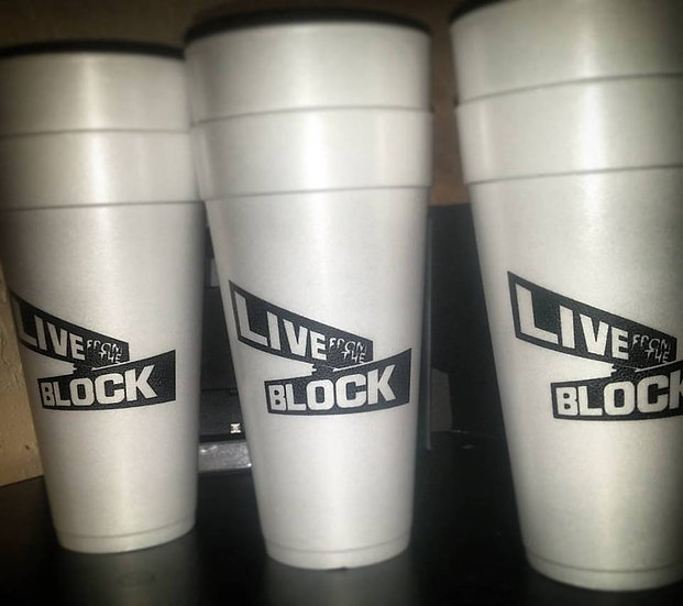 BLOCK CUPS (5CUPS)
