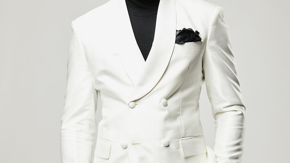 Off-White Dinner Jacket