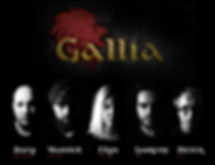 Gallia - The band