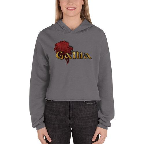Crop Hoodie - Gallia