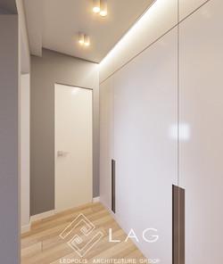 дизайн коридору