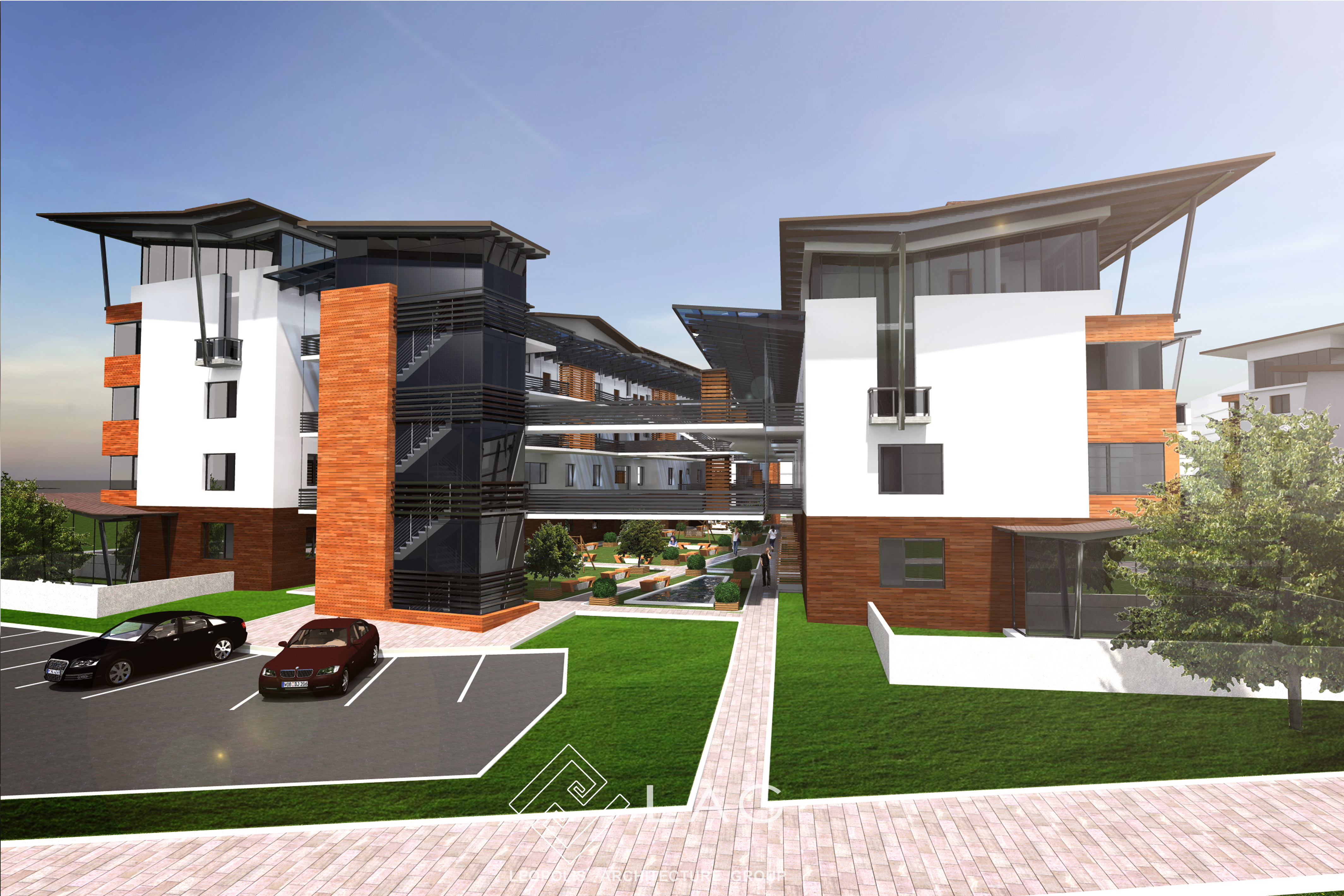 проект житлового комплексу