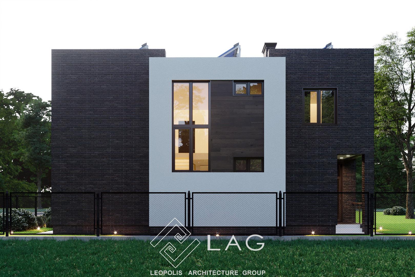 індивідуальний проект будинку