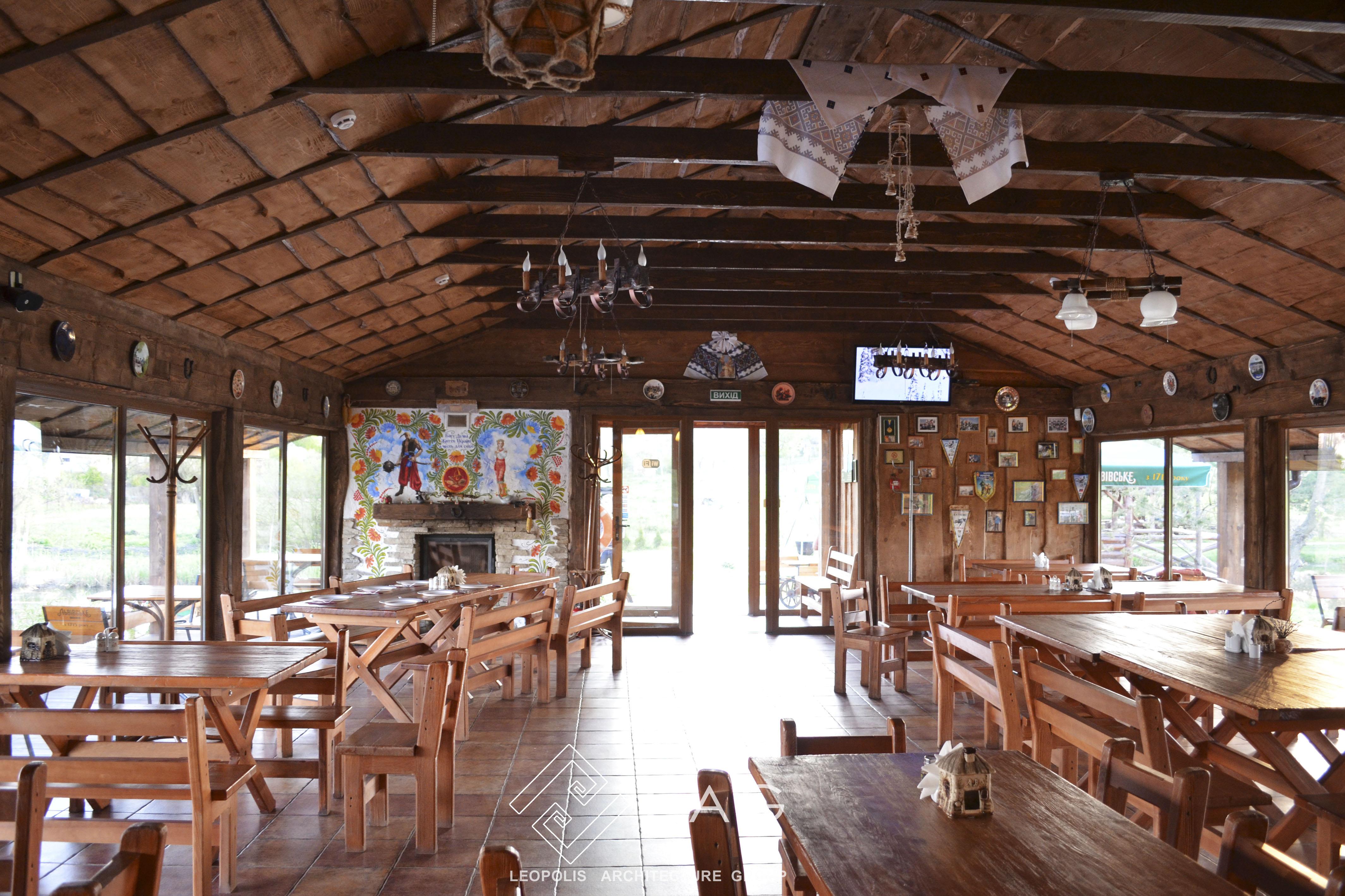 проект ресторану