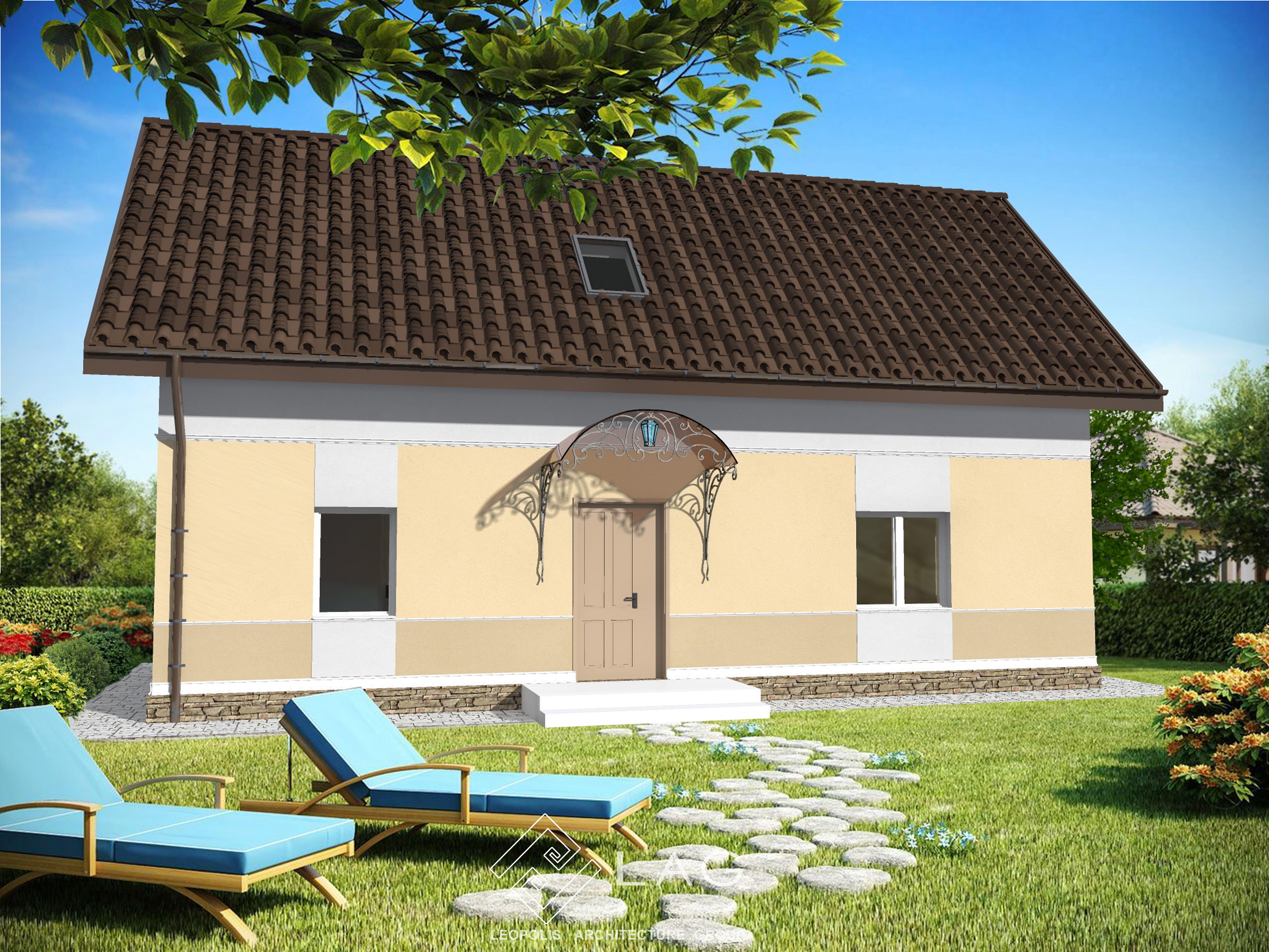 Реконструкція житлового будинку