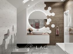 дизайн інтер'єру ванної кіманти