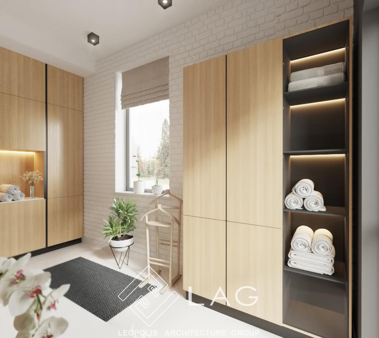 дизайн інтер'єру кімнати для прання