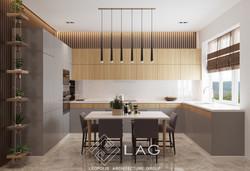 дизайн інтер'єру кухні