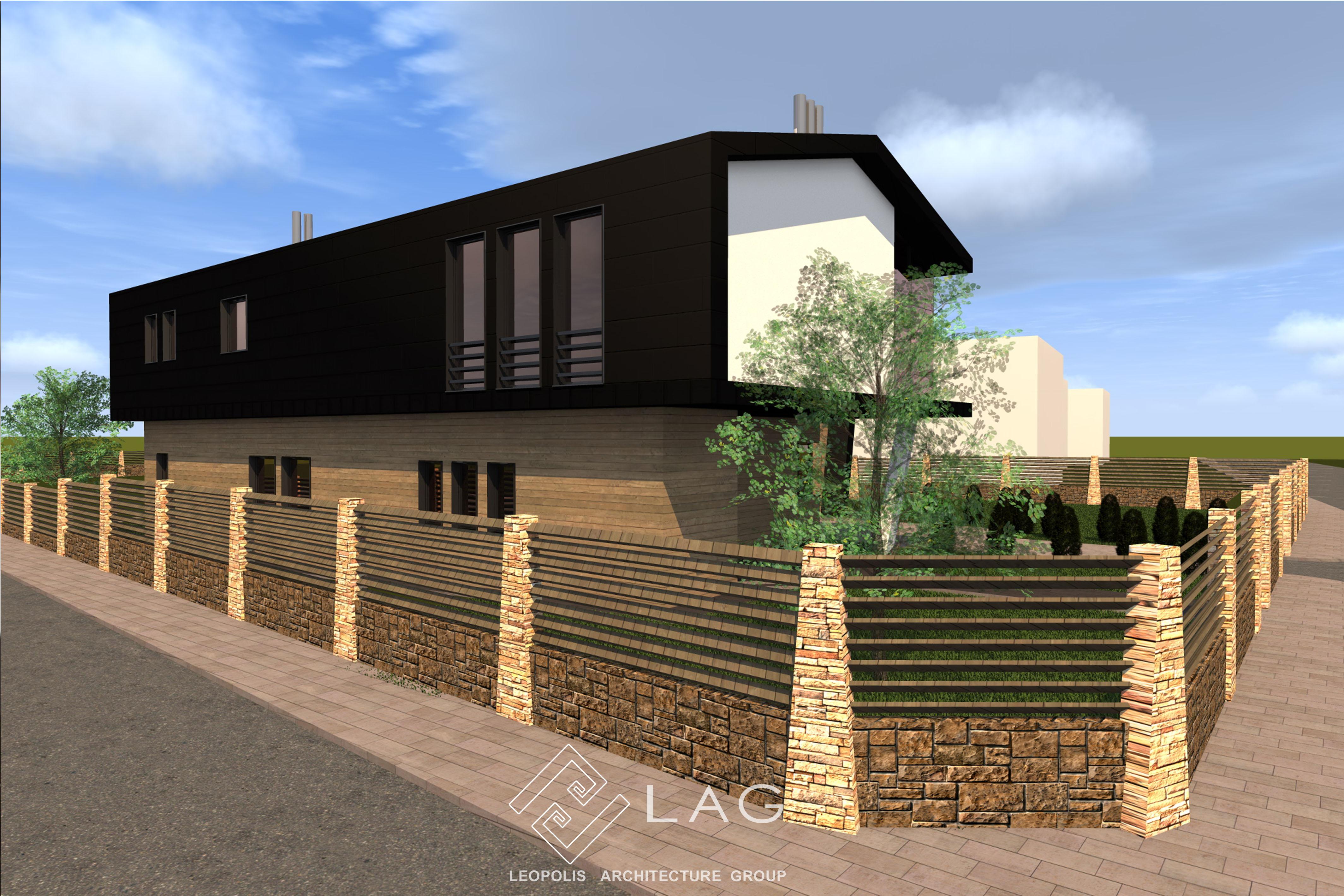 проект індивідуального будинку