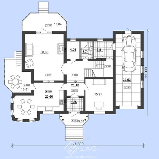 Проект будинку, проект особняка, проект дома, індивідуальне проектування, готові проекти будинків, проекты дачных домов, проект будинку з мансардою, LAG, план будинку, план особняка