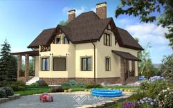 Однородинний житловий будинок