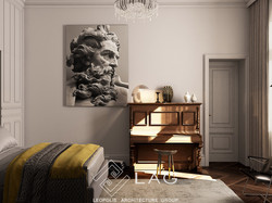 дизайн інтер'єру кімнати