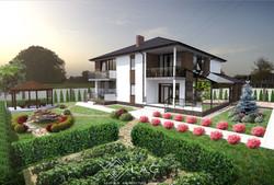 індивідуальний житловий будинок