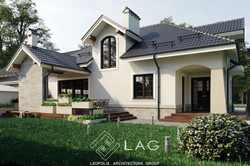 проект житлового будинку
