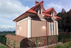 дизайн фасаду та благоустрій