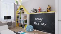 дизайн кімнати для хлопчика