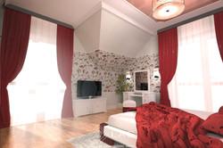 дизайн інтер'єру спальні