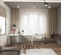 дизайн кімнати для підлітка