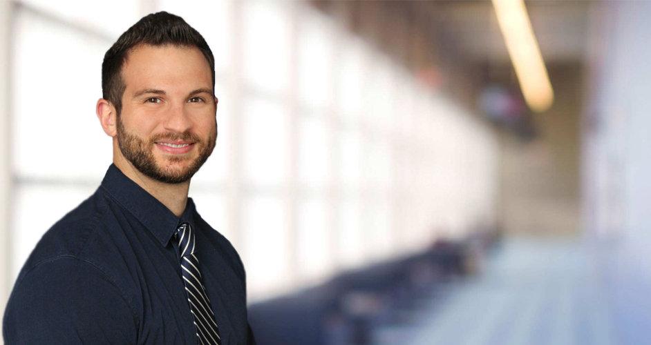 Caleb Hunter, Senior Mortgage Specialist