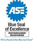 ASE blu seal certified