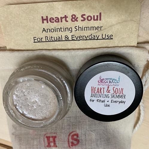 Heart & Soul Anointing Shimmer