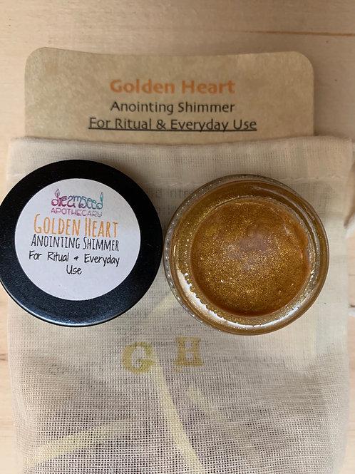 Golden Heart Anointing Shimmer