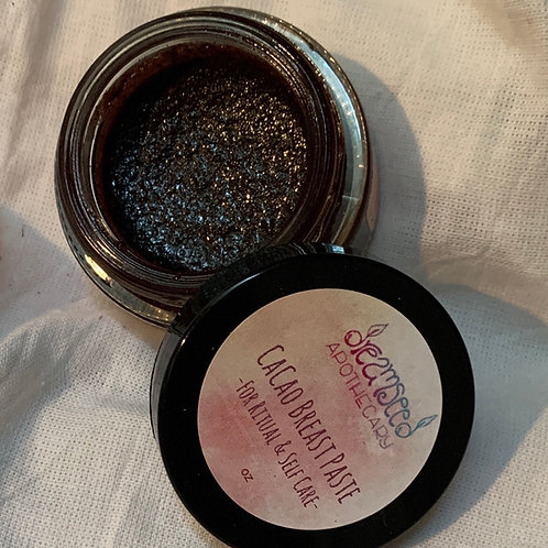 Cacao Breast Paste -For Ritual & Self-Care
