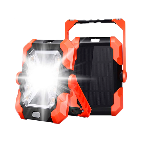 Reflector solar portátil