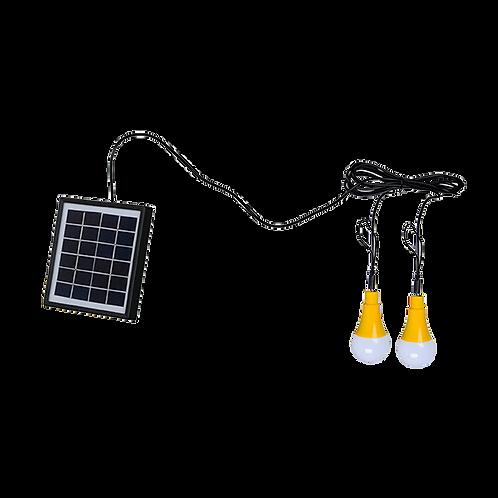 Kit de luces solar de emergencia