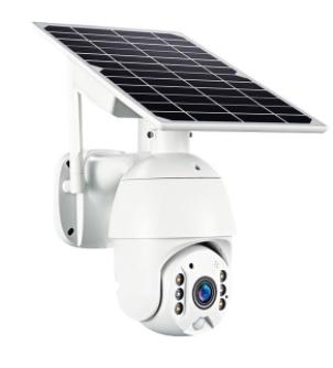 Camara Led Solar LX027