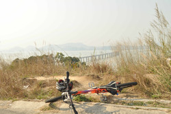 HK bicycle tours
