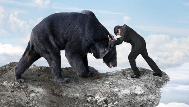 Mercados na terra dos ursos