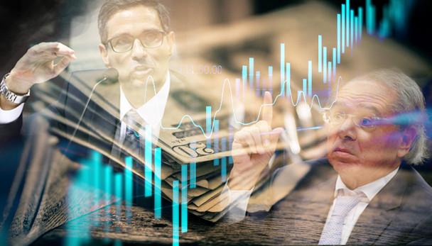 "BC impõe limites ao ""efeito Guedes"" no dólar"