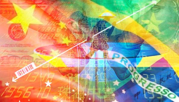 Hoje China, amanhã Brasil
