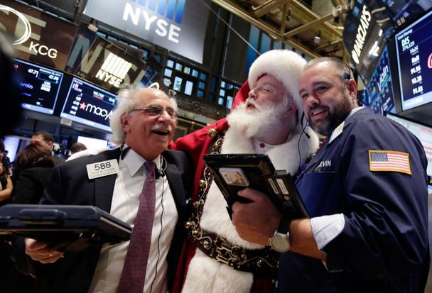 Mercado em clima de festas evita surpresa