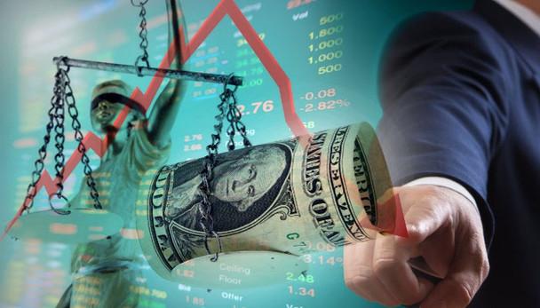 Mercado pondera riscos políticos e alívio externo